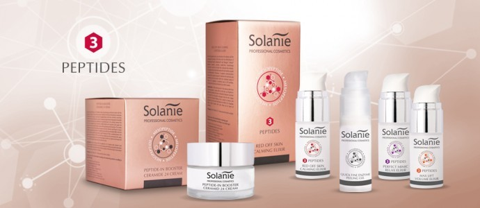 Solanie MesoPeptides: a remarkable skin care experience with the efficiency of mesotherapy