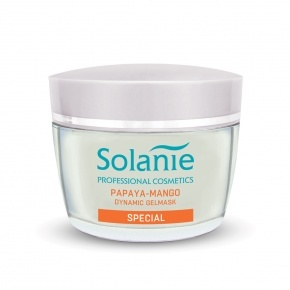 Solanie Papaya-Mango dynamic gelmask 50ml