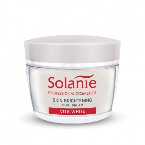Solanie Vita White Brightening night cream 50 ml