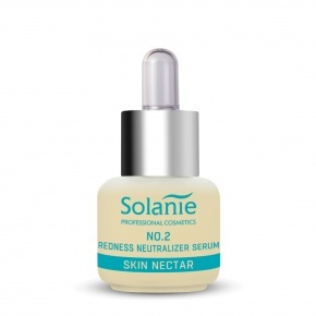 Solanie Skin Nectar No. 2 - Redness neutralizer serum 15ml