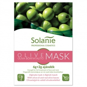 Solanie Alginate Olive rejuvanating mask