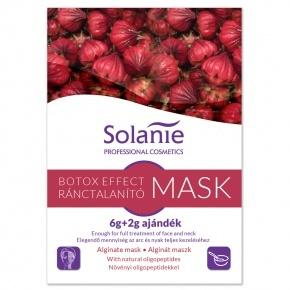 Solanie So Fine Botox Ránctalanító krém 250 ml - Funkciók..